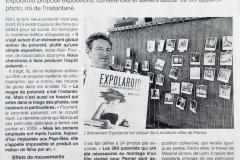 Ouest France Expolaroid 15 avril 2015